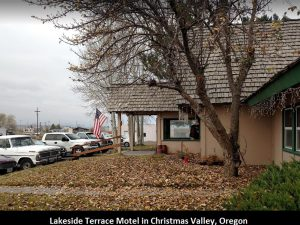 Lakeside Terrace Motel & RV Park - Christmas Valley OR - Kodiak
